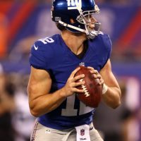 Ryan Nassib, New York Giants (August 22, 2015)