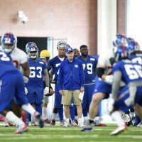 Tom Coughlin, New York Giants (June 16, 2015)