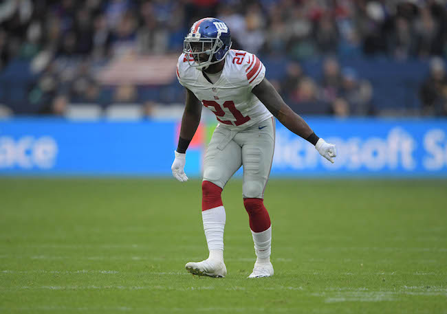 Landon Collins Has Surgery; Giants Waive Darius Powe