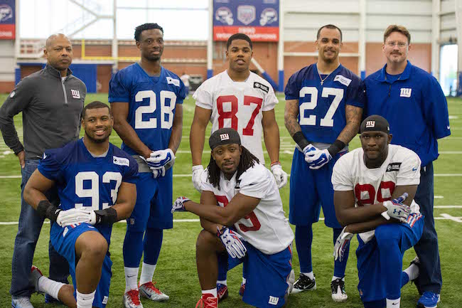 2016 New York Giants Draft Class (May 6, 2016)