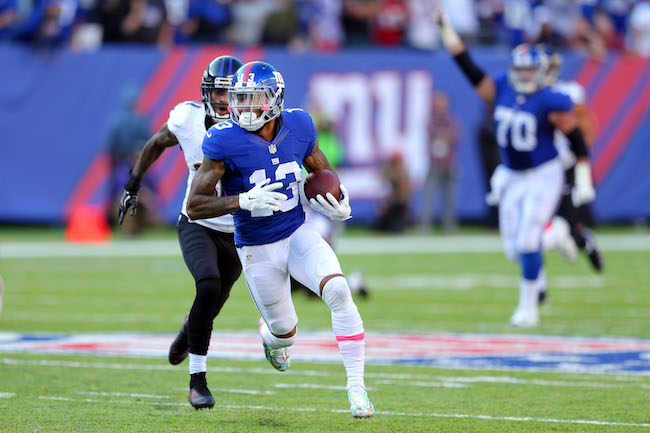 Odell Beckham, New York Giants (October 16, 2016)