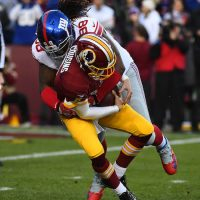 Justin Pugh and B.J. Goodson Out; Damon Harrison Questionable
