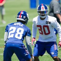 J.T. Thomas Activated Off Of PUP; Victor Cruz Practices