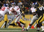 Game Review: New York Giants at Pittsburgh Steelers, December 4, 2016