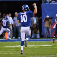 New York Giants 27 - Baltimore Ravens 23
