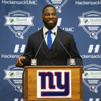 Justin Tuck Retires as a New York Giant