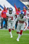 Game Review: New York Giants at Los Angeles Rams, October 23, 2016