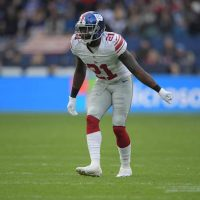 Landon Collins Doubtful, Nat Berhe Out for Eagles Game