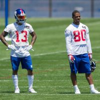 McAdoo, Henry, and Manning All Discuss Victor Cruz