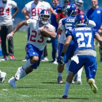 New York Giants 2016 Training Camp Schedule