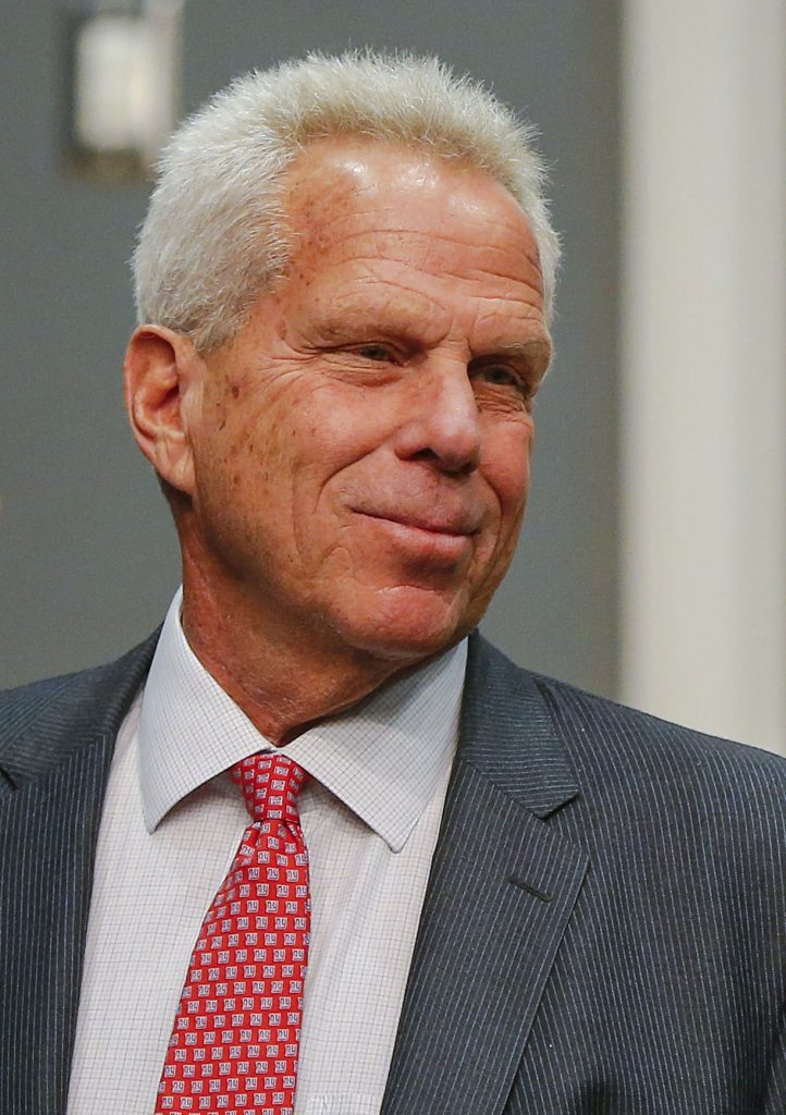 Steve Tisch, New York Giants (January 5, 2016)