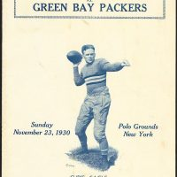 Chris Cagle, New York Giants (November 23, 1930)