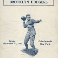 Chris Cagle, New York Giants (November 30, 1930)