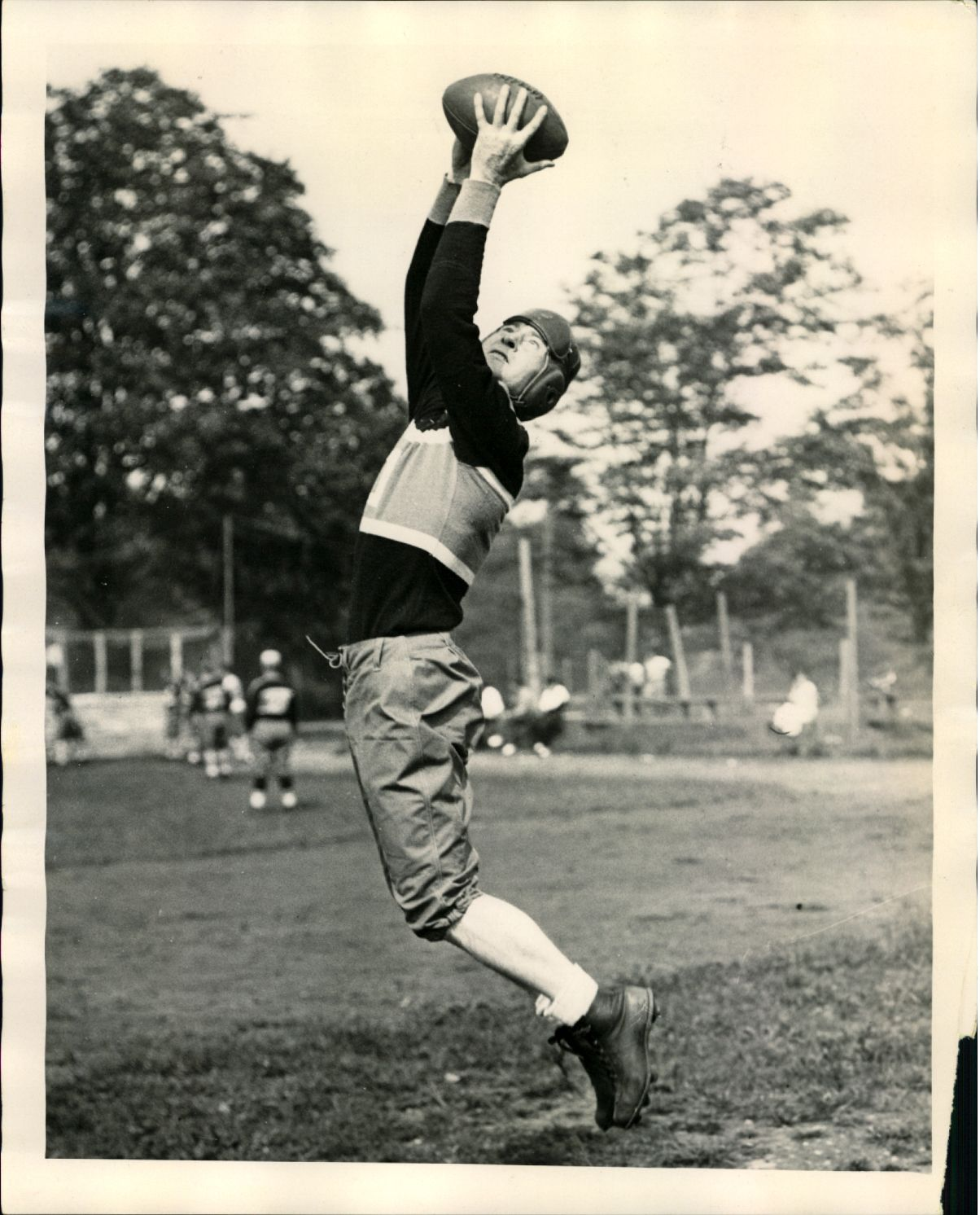 Ray Flaherty, New York Giants (1933)