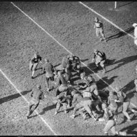 New York Giants at Boston Redskins (October 8, 1933)