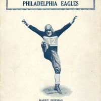 Harry Newman, New York Giants (October 15, 1933)