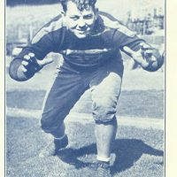 Bill Morgan, New York Giants (1933)