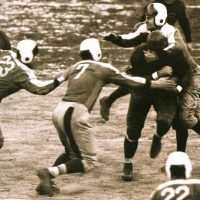 1934 NFL Championship, Chicago Bears at New York Giants (December 9, 1934)