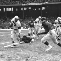 New York Giants at Cleveland Browns (December 17, 1950)
