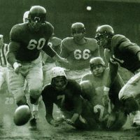 Chicago Cardinals at New York Giants (November 12, 1950)