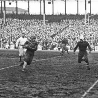 New York Giants - Chicago Bears (December 6, 1925)