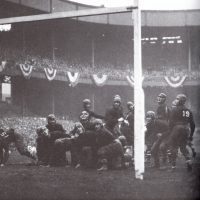 Frankford Yellow Jackets at New York Giants (October 18, 1925)