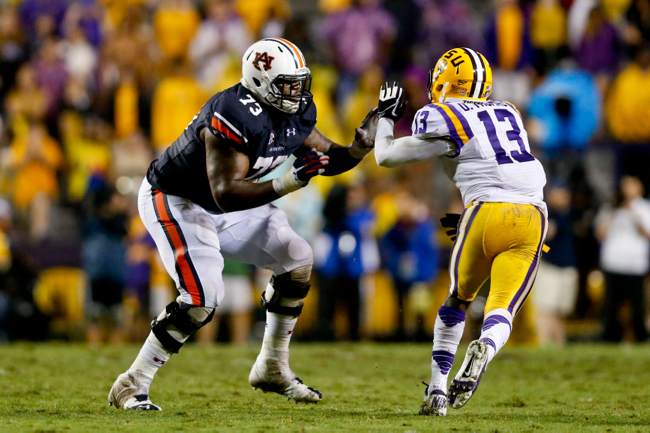 Greg Robinson, Auburn Tigers (September 21, 2013)