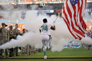 John Jerry, Miami Dolphins (November 17, 2013)