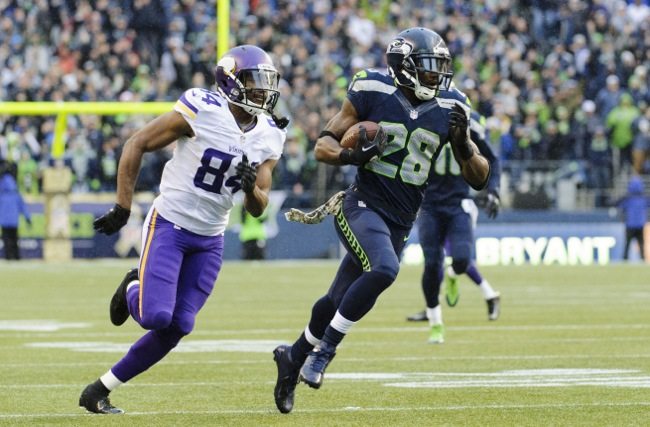 Walter Thurmond, Seattle Seahawks (November 17, 2013)