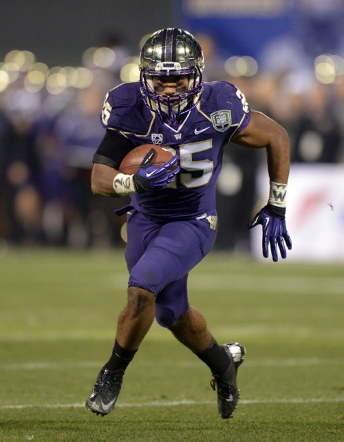 Bishop Sankey, Washington Huskies (December 27, 2013)