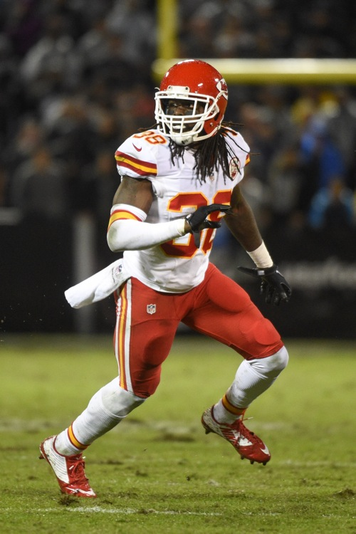Ron Parker, Kansas City Chiefs (November 20, 2014)