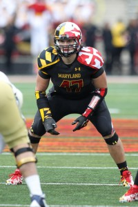 Cole Farrand, Maryland Terps (November 3, 2012)