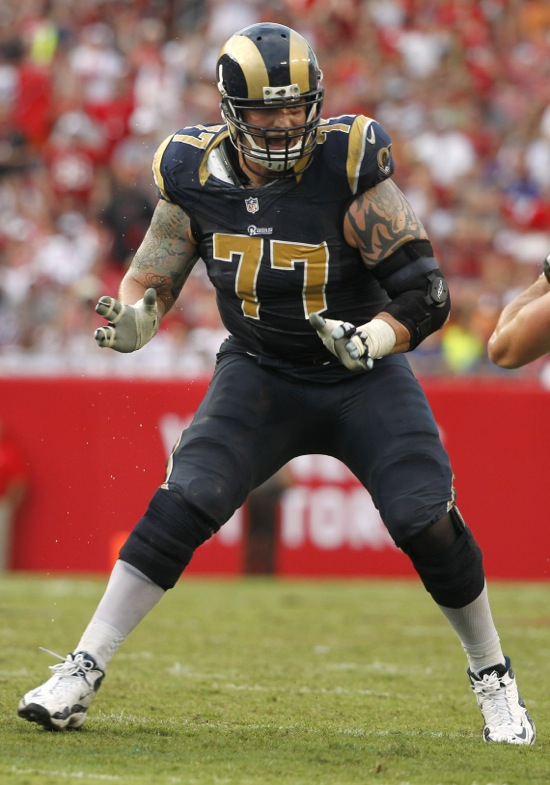 Offensive Tackle Jake Long Visits The New York Giants