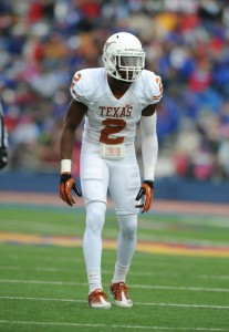 Mykkele Thompson, Texas Longhorns (October 27, 2012)