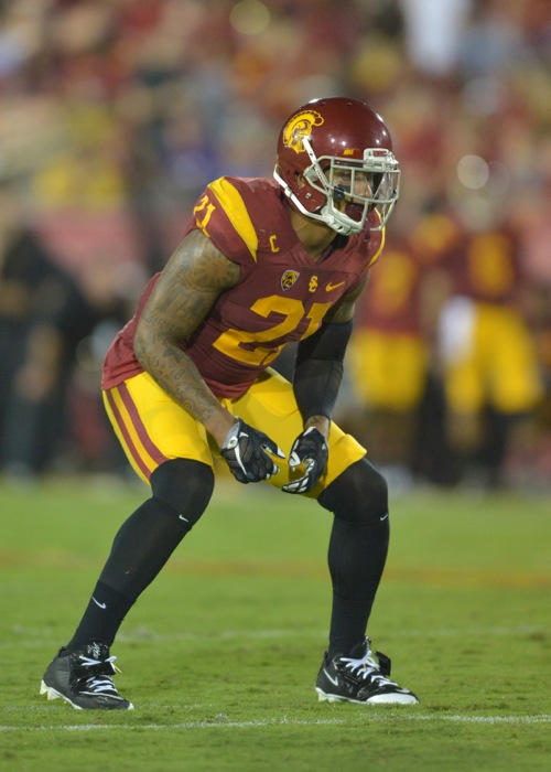 Su'a Cravens, USC Trojans (October 8, 2015)