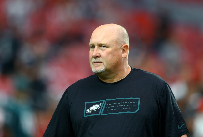 Bill McGovern, Philadelphia Eagles (October 26, 2014)
