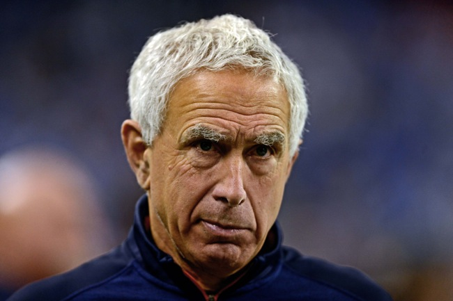Paul Pasqualoni, Chicago Bears (November 27, 2014)