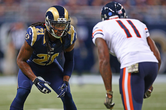 Janoris Jenkins, St. Louis Rams (November 15, 2015)