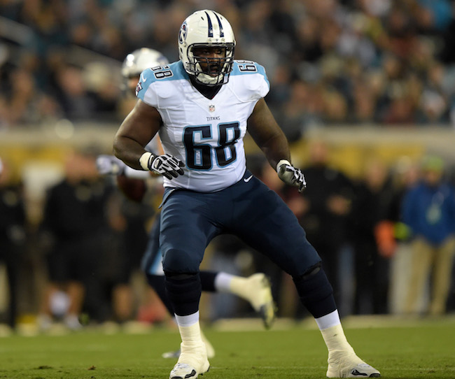 Byron Stingily, Tennessee Titans (December 18, 2014)