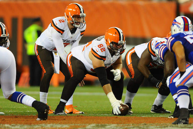 Ryan Seymour, Cleveland Browns (August 20, 2015)