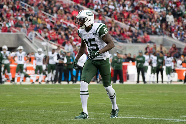 Brandon Marshall, New York Jets (December 11, 2016)