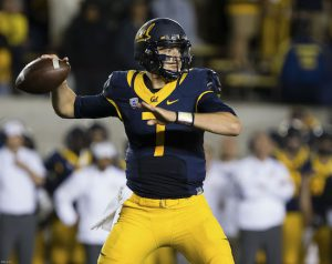Davis Webb, California Golden Bears (October 21, 2016)