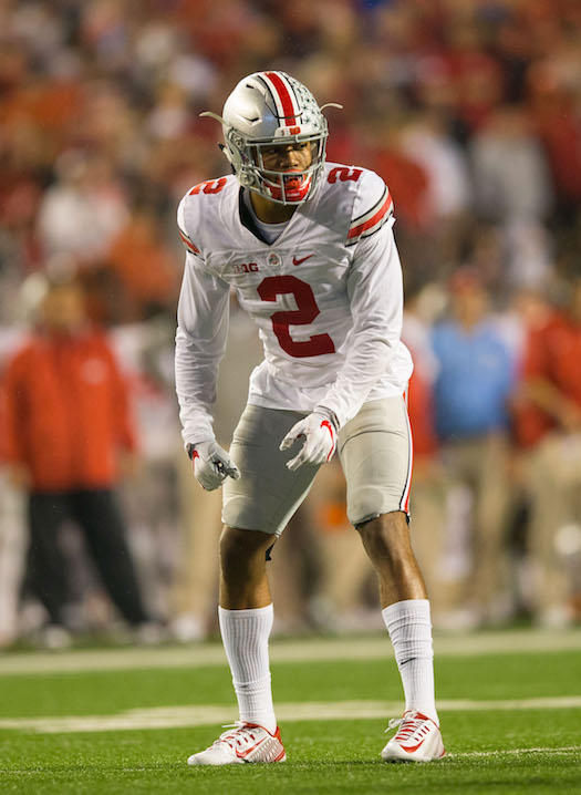 Marshon Lattimore, Ohio State Buckeyes (October 15, 2016)