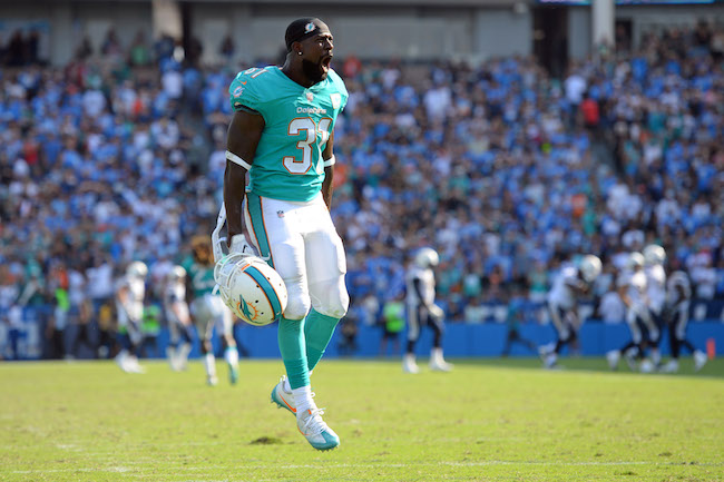 Michael Thomas, Miami Dolphins (September 17, 2017)