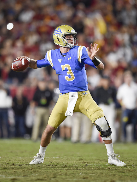 Josh Rosen, UCLA Bruins (November 18, 2017)