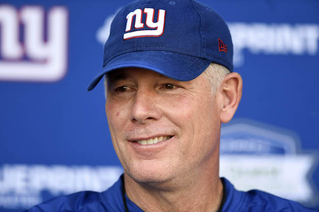 Pat Shurmur, New York Giants (May 29, 2018)