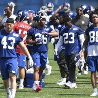 New York Giants Announce 2018 Training Camp Schedule