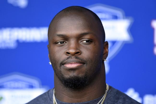 Alec Ogletree, New York Giants (June 12, 2018)