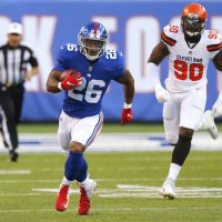Cleveland Browns 20 - New York Giants 10
