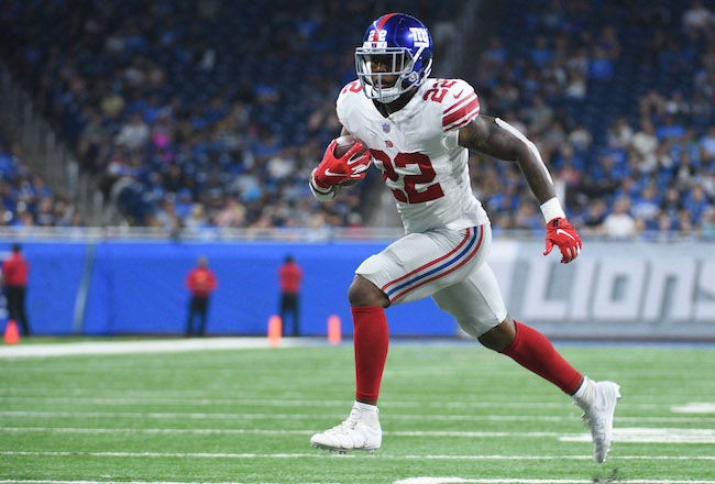 Wayne-gallman-new-york-giants-august-17-2018